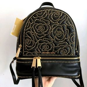 🌟BNWT🌟 Michael Kors Rhea Studded Backpack